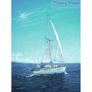 Yacht Petrel