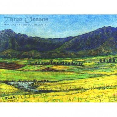 Wheat Valley