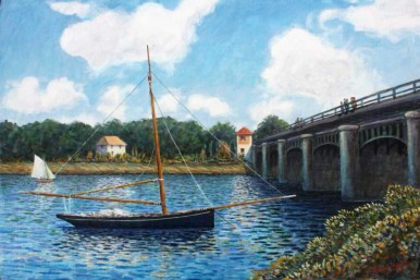 Monet Repro