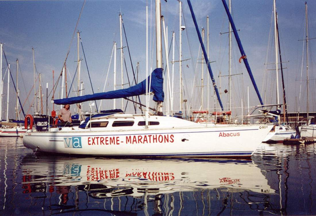 m_ABACUS Vasco Da Gama Ocean Race 2001