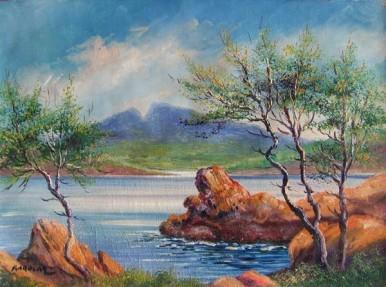 Spainish Landscape